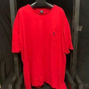 Men's US Polo Association pocket T-shirt